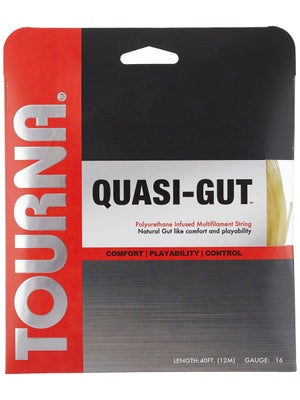 Tourna Quasi Gut String 16