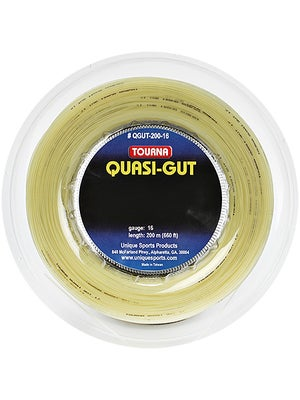 Tourna Quasi Gut 16 String Reel