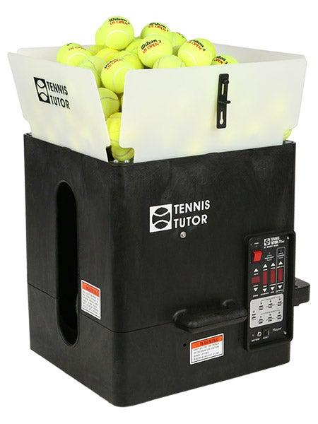 tennis tutor plus machine