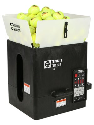 Tennis Tutor Plus Player Ball Machine