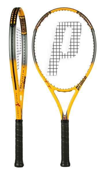 Prince Triple Threat Scream Racquets
