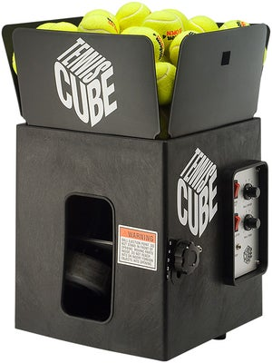 Tennis Tutor Tennis Cube Ball Machine w/ Oscillation
