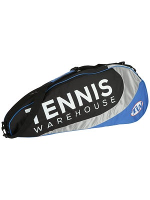 Tennis Warehouse Blue 3-Pack Bag