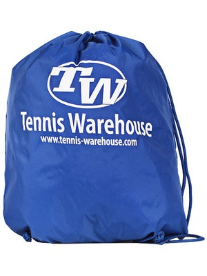 Tennis Warehouse Cinch Sack Bag Royal