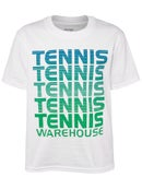 Tennis Warehouse Junior Repeat T-Shirt