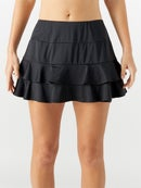 Tail Womens Essentials Doubles Skirt - Black