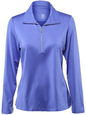 Tail Women's Royal Vibe Kate Half Zip Top