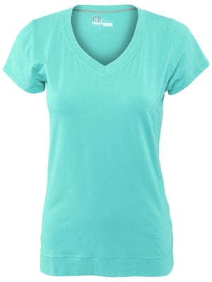 tasc Women's Spring Streets V-Neck Top