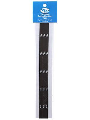Tennis Warehouse Tungsten Tape 3x3g