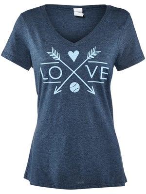 Product image of Tennis Warehouse Women s Arrow T-Shirt dc035679e4