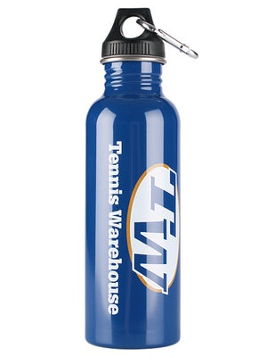 Tennis Warehouse Stainless Steel Water Bottle