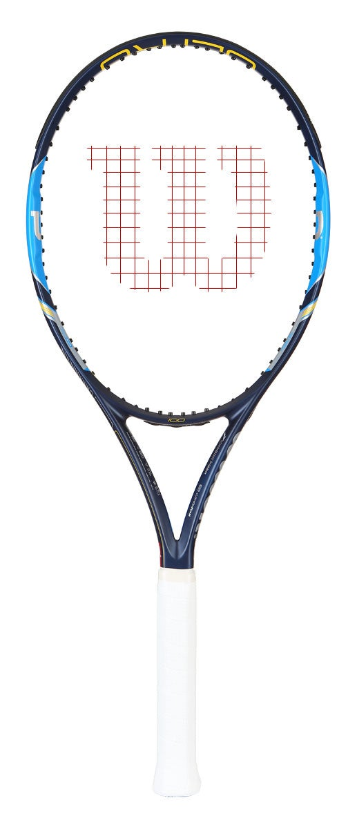 wilson ultra 100 father's day tennis racquet