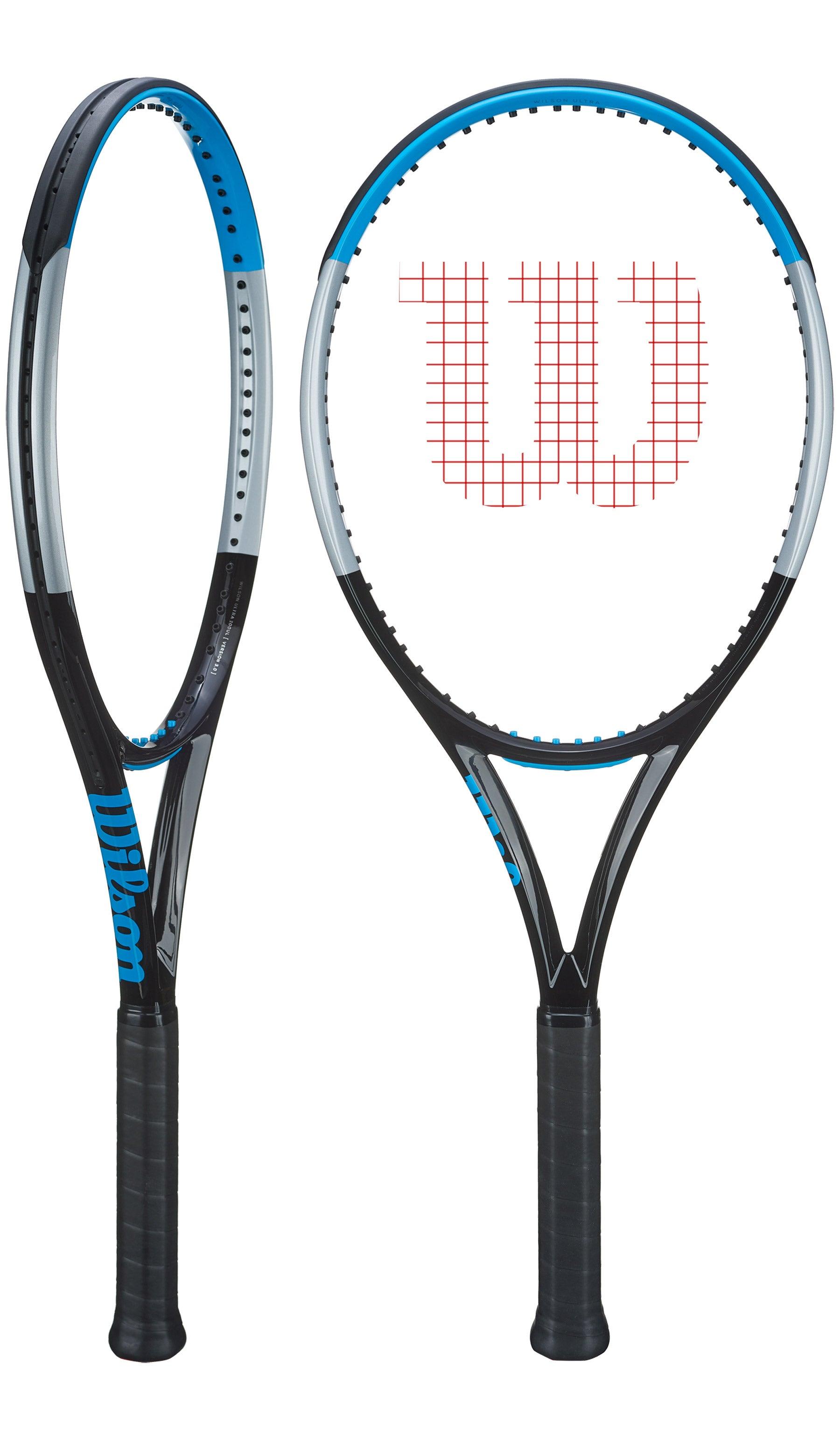 Wilson Ultra 100UL Tennis Racquet Unstrung