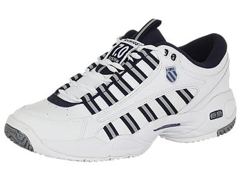 KSwiss Ultrascendor White/Navy Men's Shoes