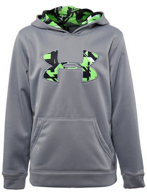 Under Armour Boy's Fall Fleece Storm Hoodie