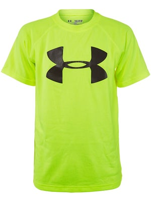 Under Armour Boy's Spring Embossed Logo Top