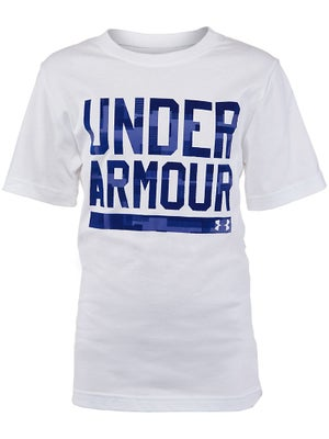 Under Armour Boy's Spring Script T-Shirt