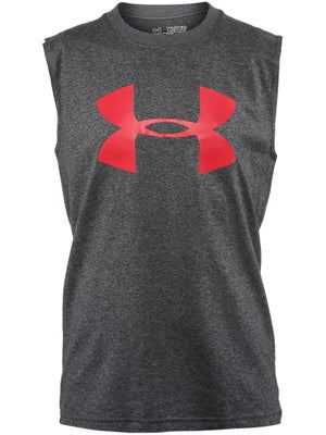 Under Armour Boy's Spring Tech Big Logo Sleeveless