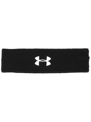 Under Armour Performance Headband II Black