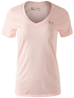 ac00df2c Under Armour Women's Summer Tech Short Sleeve V-Neck