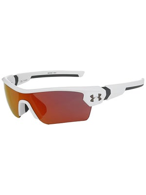 f28f7ad4f1 Product image of Under Armour Menace Youth Sunglasses Grey Orange Multi