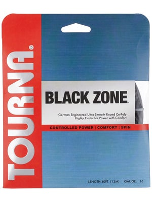 Tourna Black Zone String 16