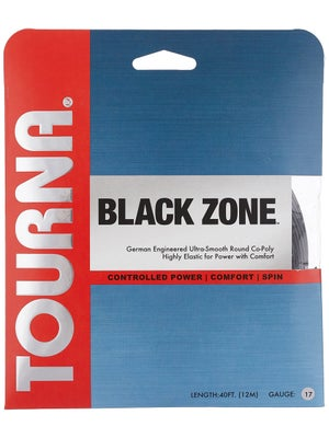 Tourna Black Zone String 17