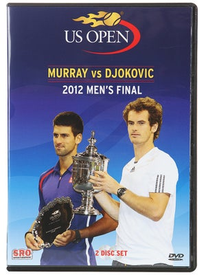 US Open 2012 Final- Murray v. Djokovic DVD