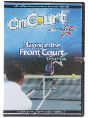 USPTA On Court - Playing in the Front Court