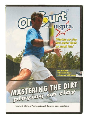 USPTA On Court - Mastering The Dirt