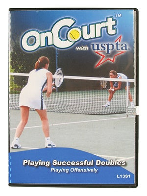 USPTA On Court - Playing Successful Doubles