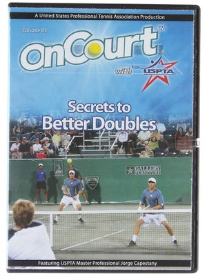 USPTA On Court - Secrets of Better Doubles