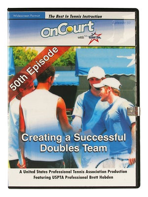 USPTA On Court - Creating Successful Doubles