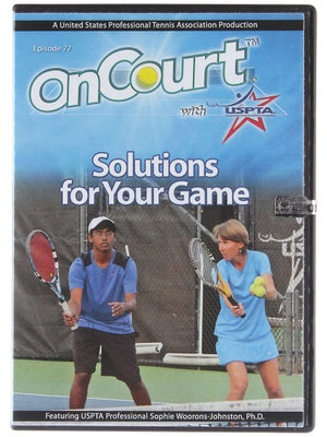 USPTA On Court - Solutions For Your Game