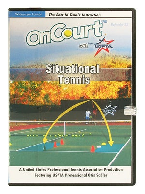 USPTA On Court - Situational Tennis