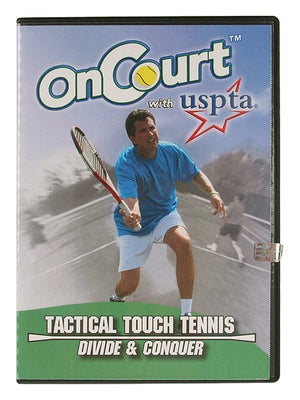 USPTA On Court - Tactical Touch Tennis
