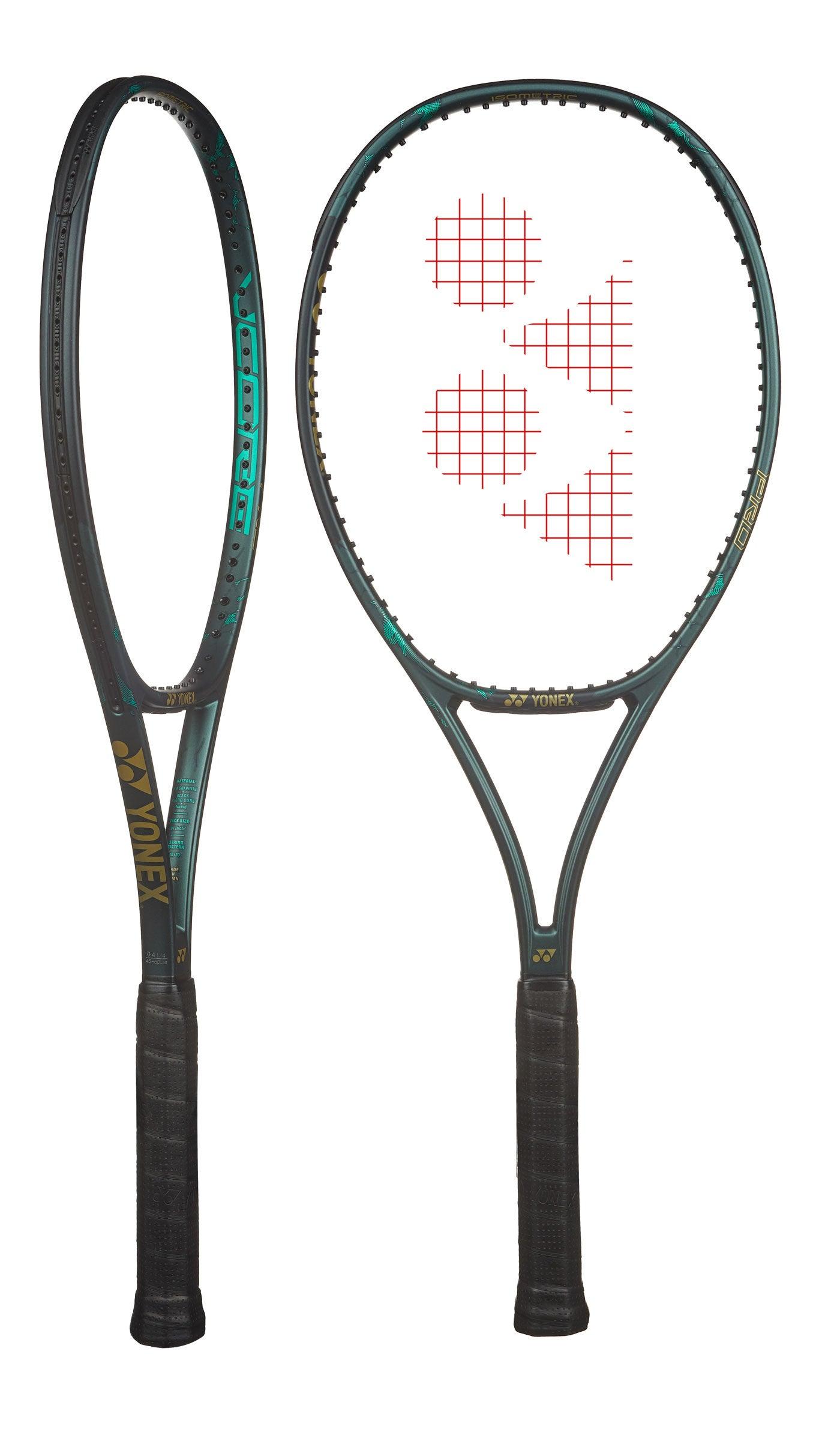 Beach Tennis Racquet White Carbon Plus Vision Pro 49cm