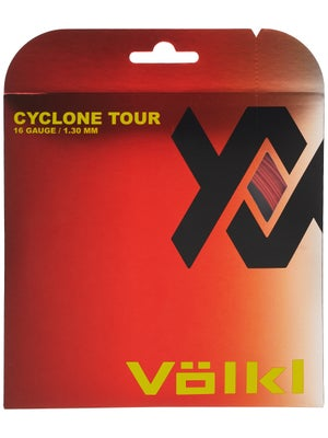 Volkl Cyclone Tour 16 String Red