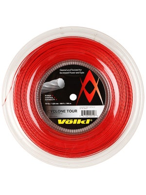 Volkl Cyclone Tour 18 String Reel Red