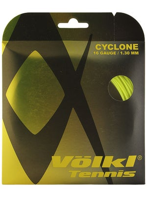 Volkl Cyclone 16 String Yellow