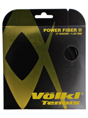 Volkl Power Fiber II 17 String