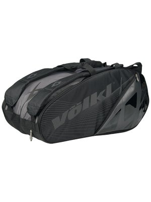 Volkl Team Anthracite/Black Combi 6 Pack Bag