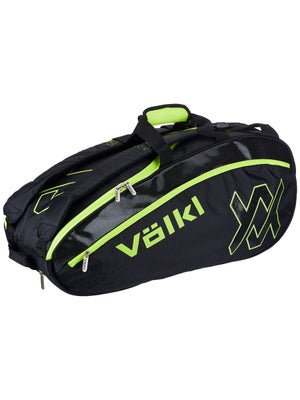 Product Image Of Volkl Tour Bk Neon Yellow Combi 6 Pack Bag