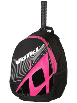 Volkl Team Hot Pink/Black Back Pack Bag