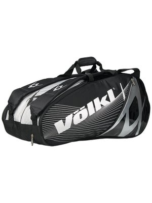 Volkl Team Silver/Black Combi 6 Pack Bag