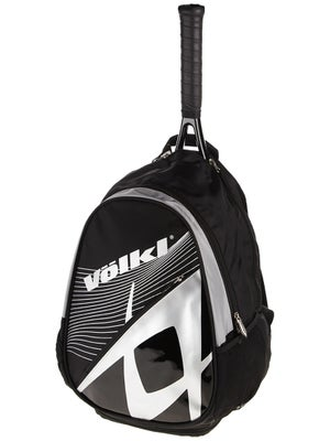 Volkl Team Silver/Black Back Pack Bag