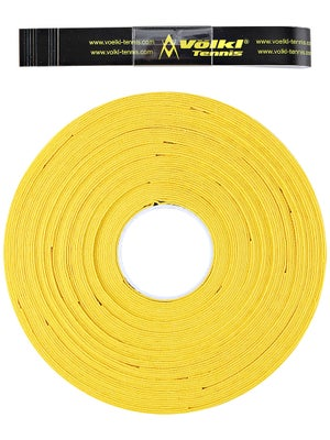 Volkl V-Touch Overgrip 10 Pack Yellow