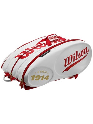 Wilson 100 Year Tour 15 Pack Bag