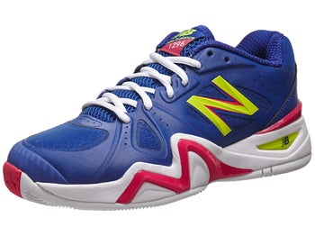 New Balance WC 1296 D Blue/Pink Women's Shoe