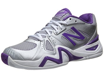 New Balance WC 1296 D Silver/Purple Women's Shoe